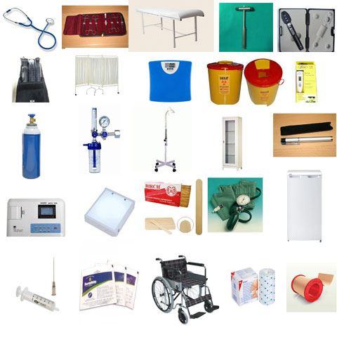 Sağlık Sarf Malzemeleri Image
