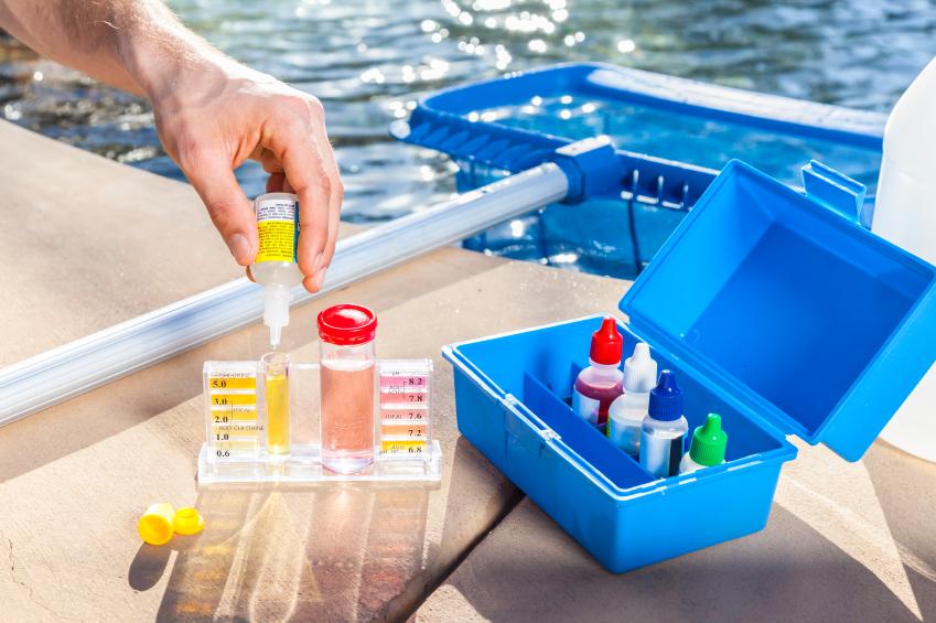 Havuz Kimyasalları Image
