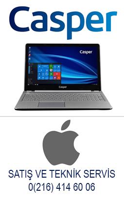 Casper ve Apple Bilgisayar Satış ve Teknik Servis