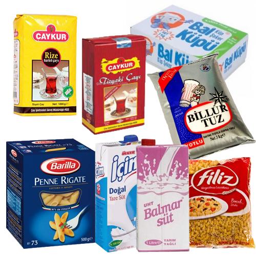 Temel Gıda Malzemeleri Image